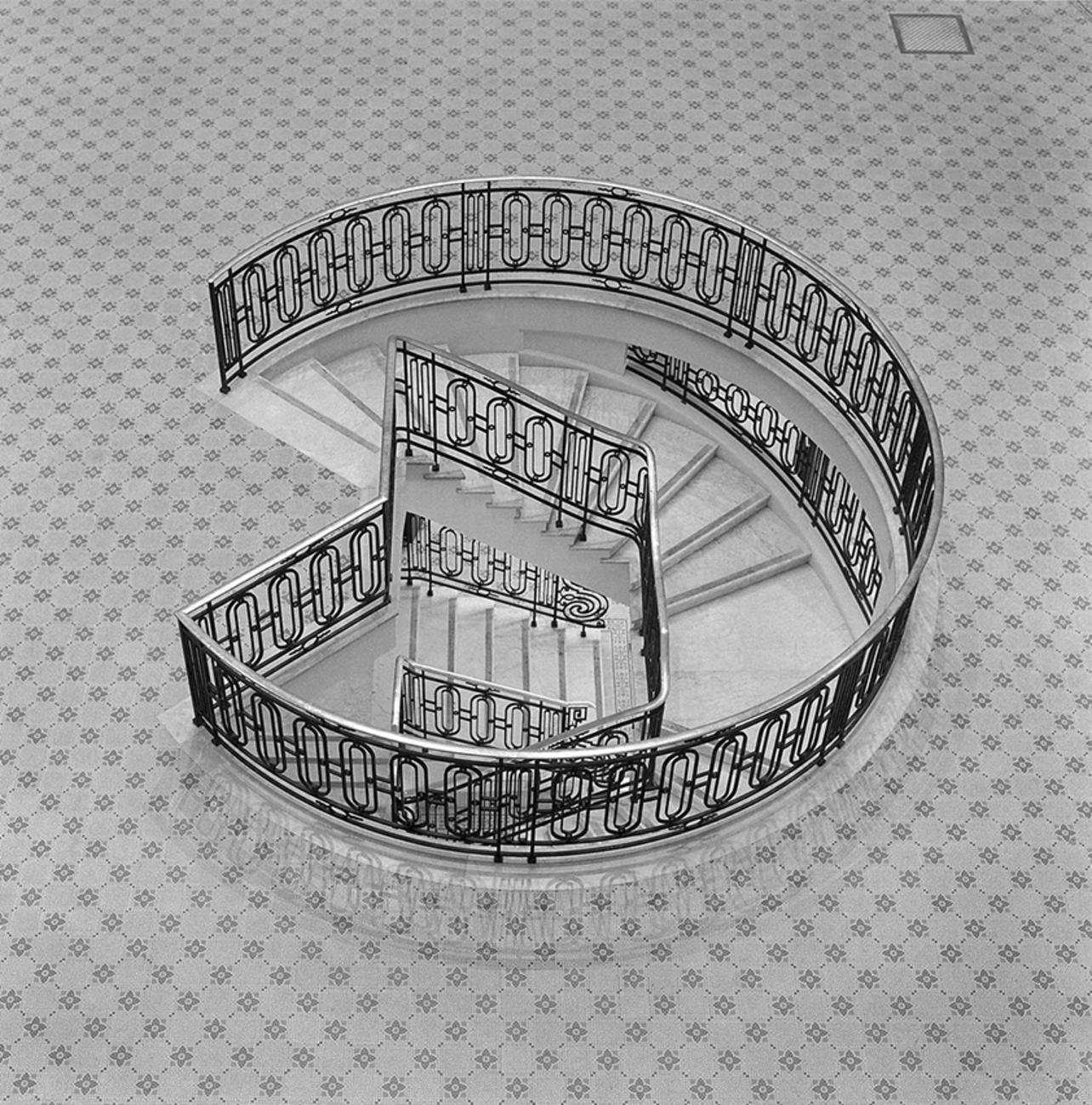 Escada_come-come